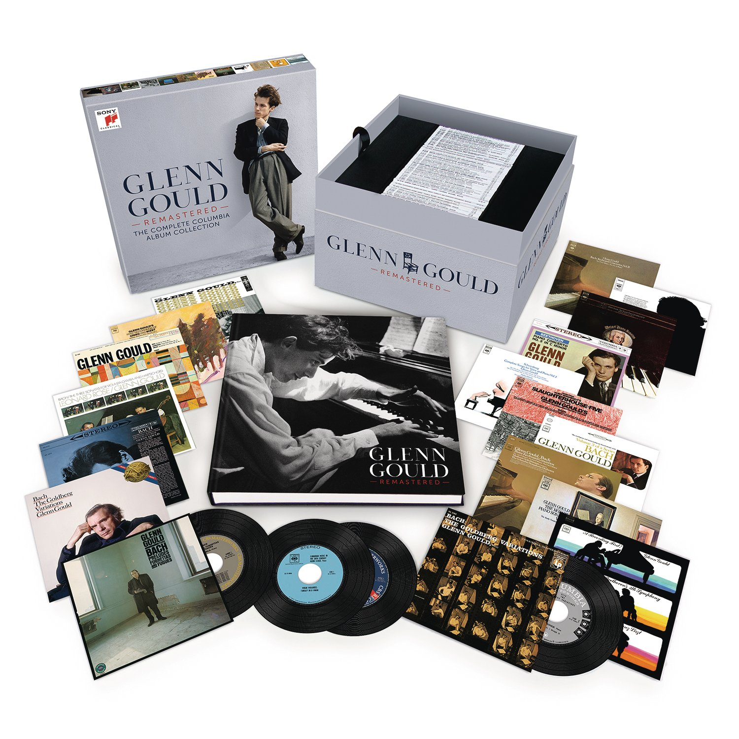 Glenn Gould Remastered - The Complete Columbia Album Collection                                                                                                                                                                                                                                                                                                                                                                                                <span class=