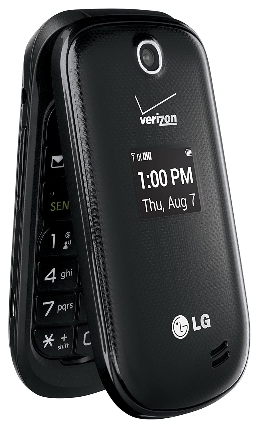 amazon com lg revere 3 black 1gb verizon wireless cell phones rh amazon com Verizon LG Prepaid Phones Verizon LG Cosmos User Manual