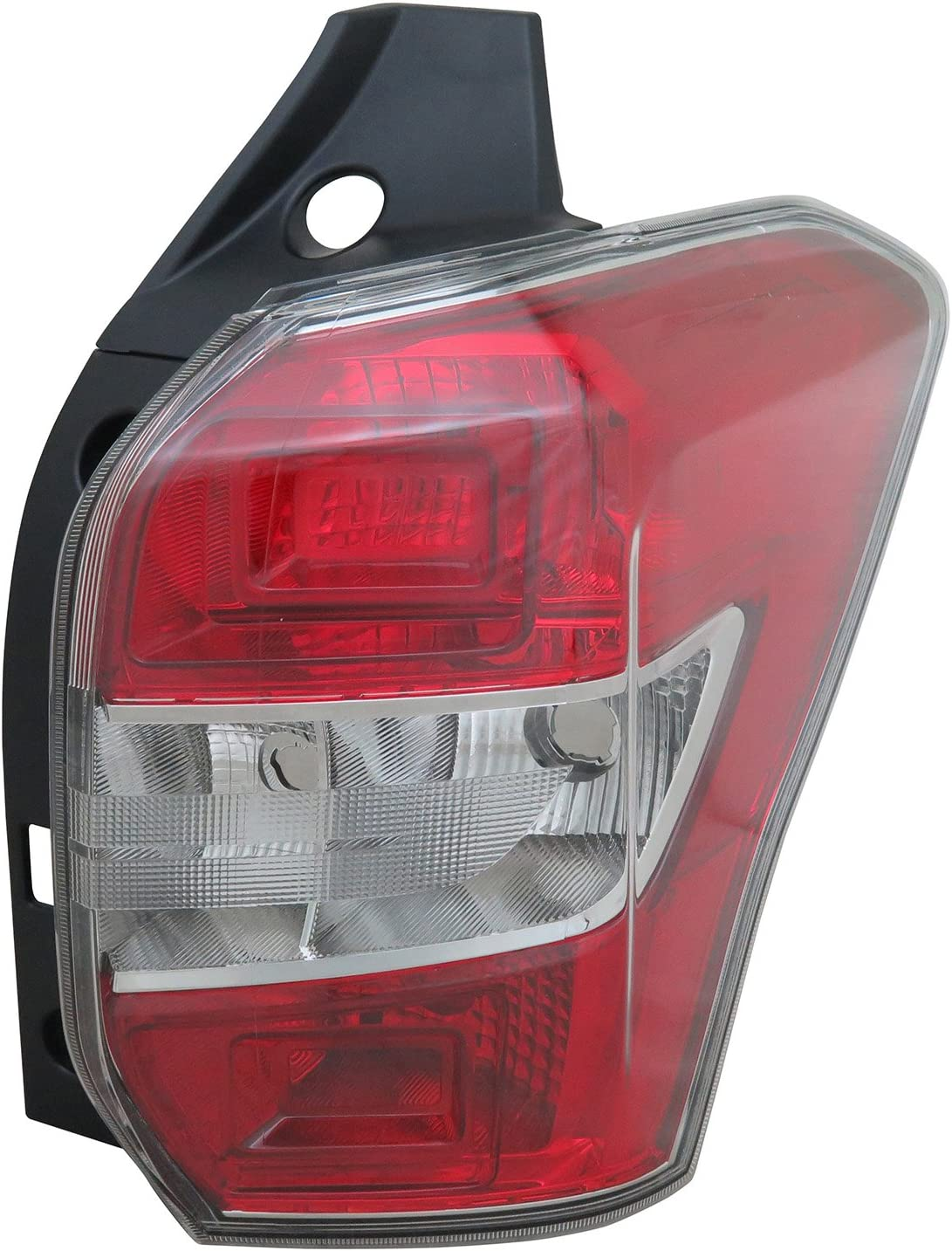 TYC 11-6337-01-9 Subaru Forester Right Replacement Tail Lamp ...