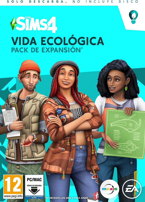 Los Sims 4 - Vida Ecológica Pack de Expansión Standard | Código ...