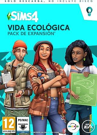 Los Sims™ 4 Vida Ecológica Pack de Expansión: Amazon.es: Videojuegos