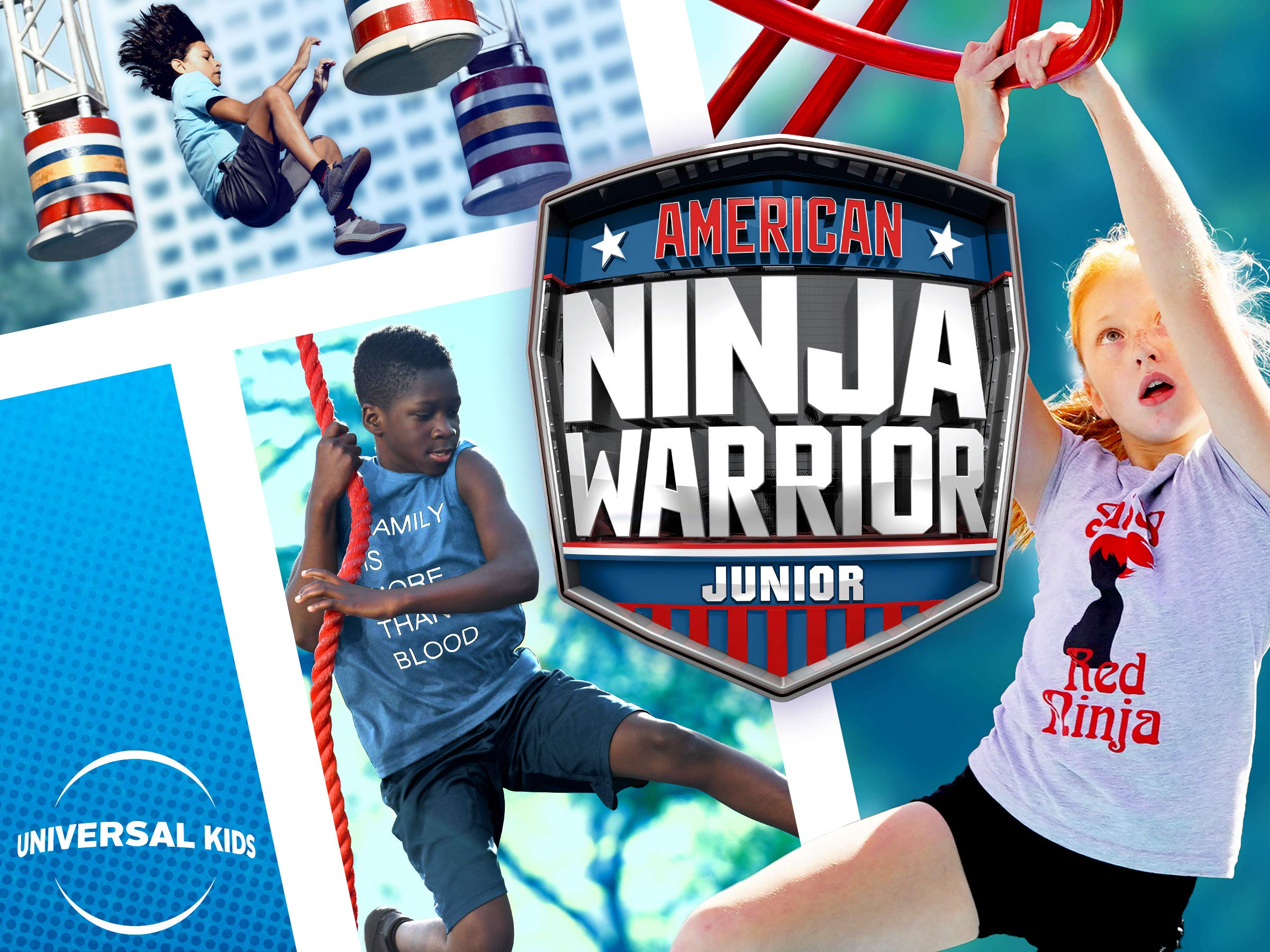 Watch American Ninja Warrior Junior, Season 1 | Prime Video