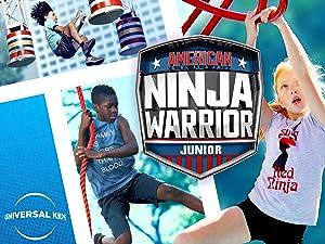 Amazon.com: American Ninja Warrior Junior, Season 1: Amazon ...