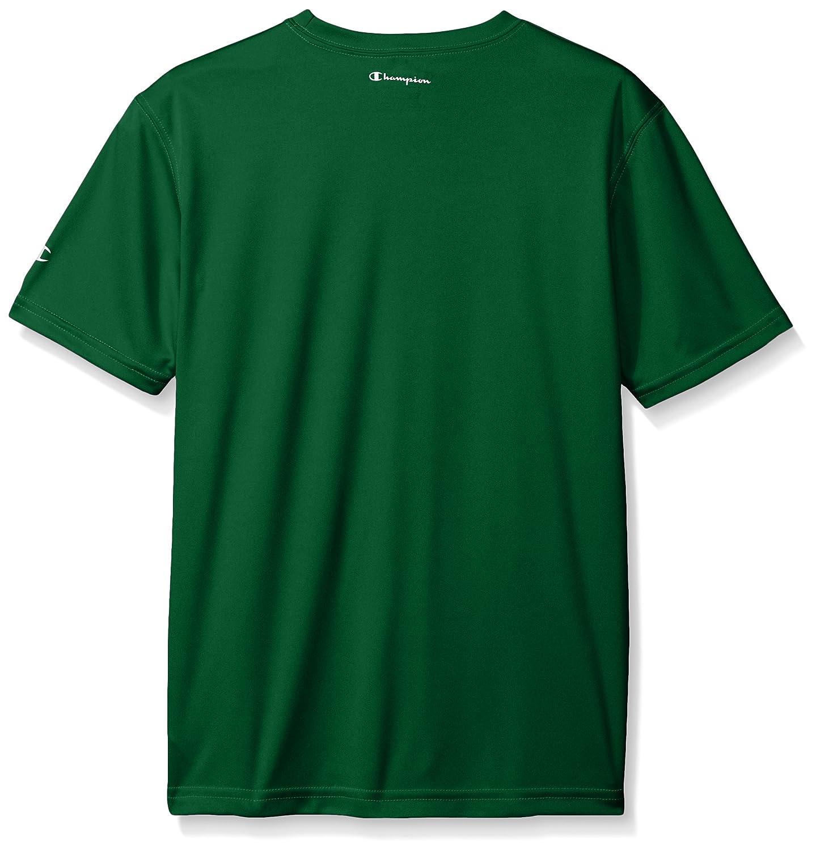 509b730d Amazon.com: Champion Boys Boys' Double Dry Short Sleeve Tee: Clothing