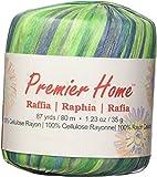 Premier Yarns Raffia Multis Yarn, Azurite