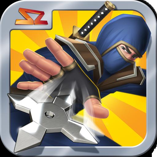Ninja Revinja Mega Run Jump - Uber Fun Arcade Adventure Race ...