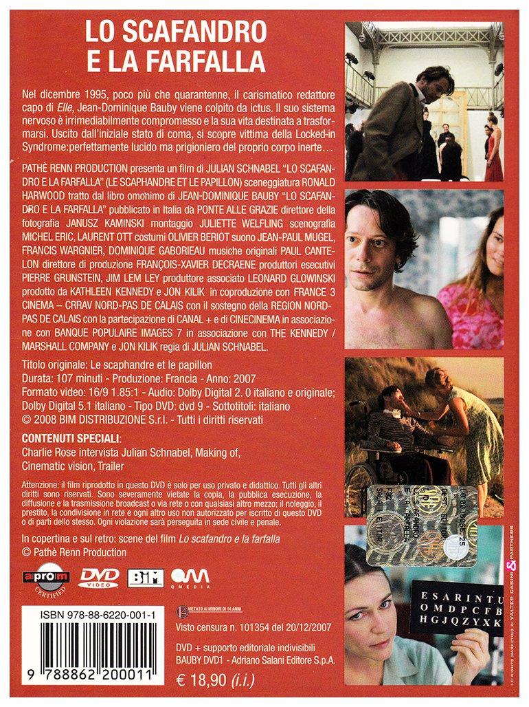 Lo Scafandro E La Farfalla Film 2007