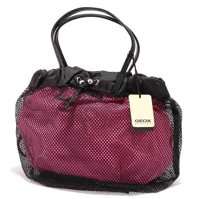 Secchiello Fuxiaverde Borsa 7936s Geox Woman Interno Handbag Donna 76yvfYbg