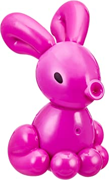 12302 record /& playback with helium voice effect and demonstration batteries. Squeakee Minis Heelie Puppy interactive balloon toy
