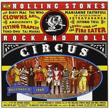 Bildergebnis für fotos vom cover rock n roll circus der rolling stones