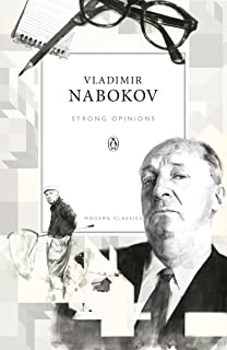 lectures on russian literature amazon co uk vladimir nabokov  strong opinions penguin modern classics