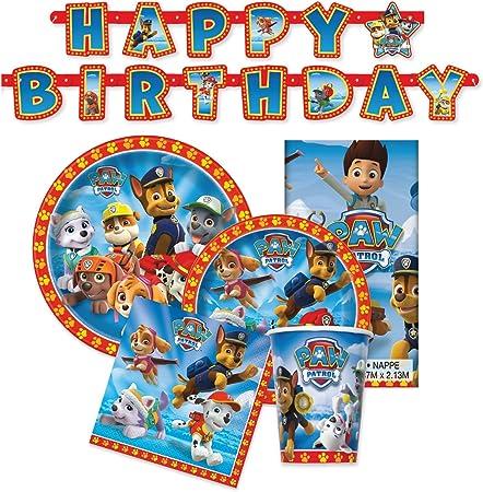 Amazon.com: Suministros para fiesta de cumpleaños de la ...
