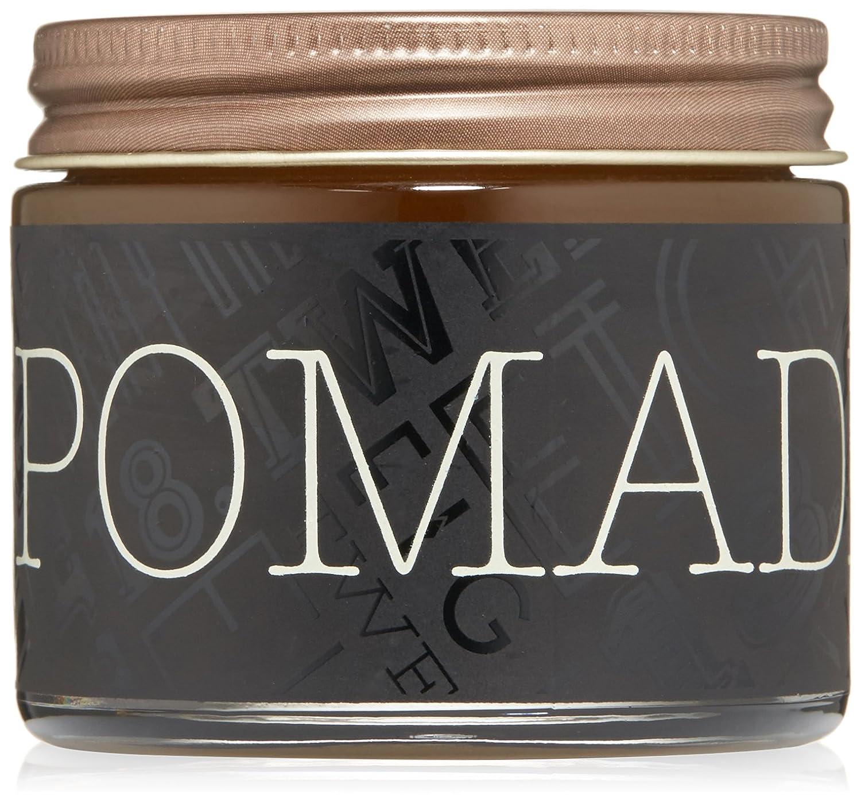 18.21 Man Made Hair Paste Pomade for Men, Sweet Tobacco, 2 oz