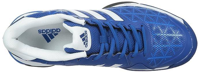 adidas Barricade Club, Zapatillas de Tenis para Hombre, Azul/Blanco (Eqtazu/Ftwbla/Azuimp), 40 2/3 EU: Amazon.es: Zapatos y complementos