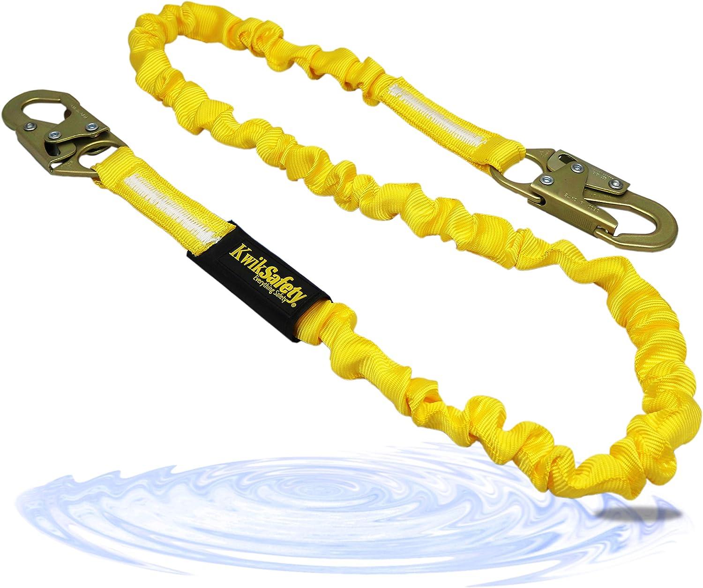KwikSafety RATTLER - Cordón de seguridad de 6 pies: Amazon.es ...