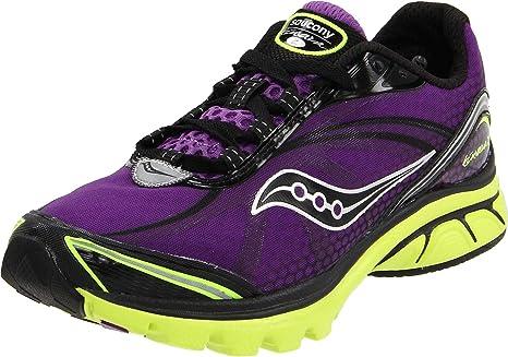 Saucony - Zapatillas de triatlón para mujer purple-citron, color, talla 37