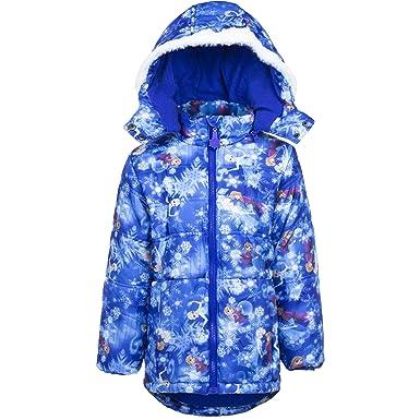5764bab80f63 Vêtements Accessoires Et Elsa Doudoune Fille Anna x6qwX4XCI