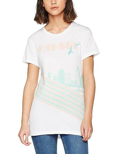 Diesel Camiseta para Mujer
