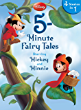 Disney 5-Minute Fairy Tales Starring Mickey & Minnie: Starring Mickey & Minnie (5-Minute Stories) (English Edition)