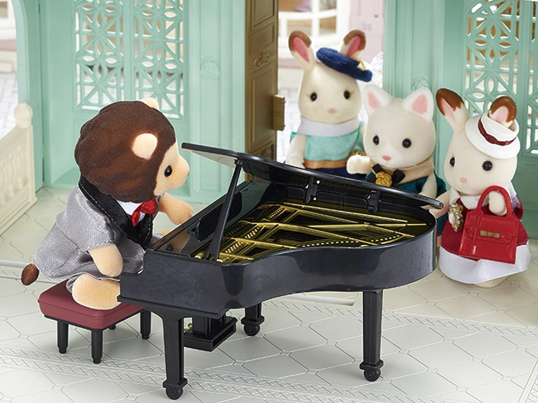 Sylvanian Families 6011 Grand Piano Concert Playset