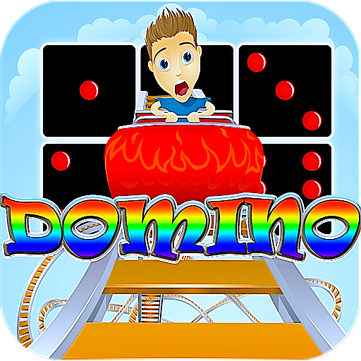 Rollercoaster Dominoes Free Crazy Park Coaster Strategy Free Dominoes game for Kindle Offline Dominoes Free Multi Tile Tap No Wifi doesn't need internet best - Wheel Cuban