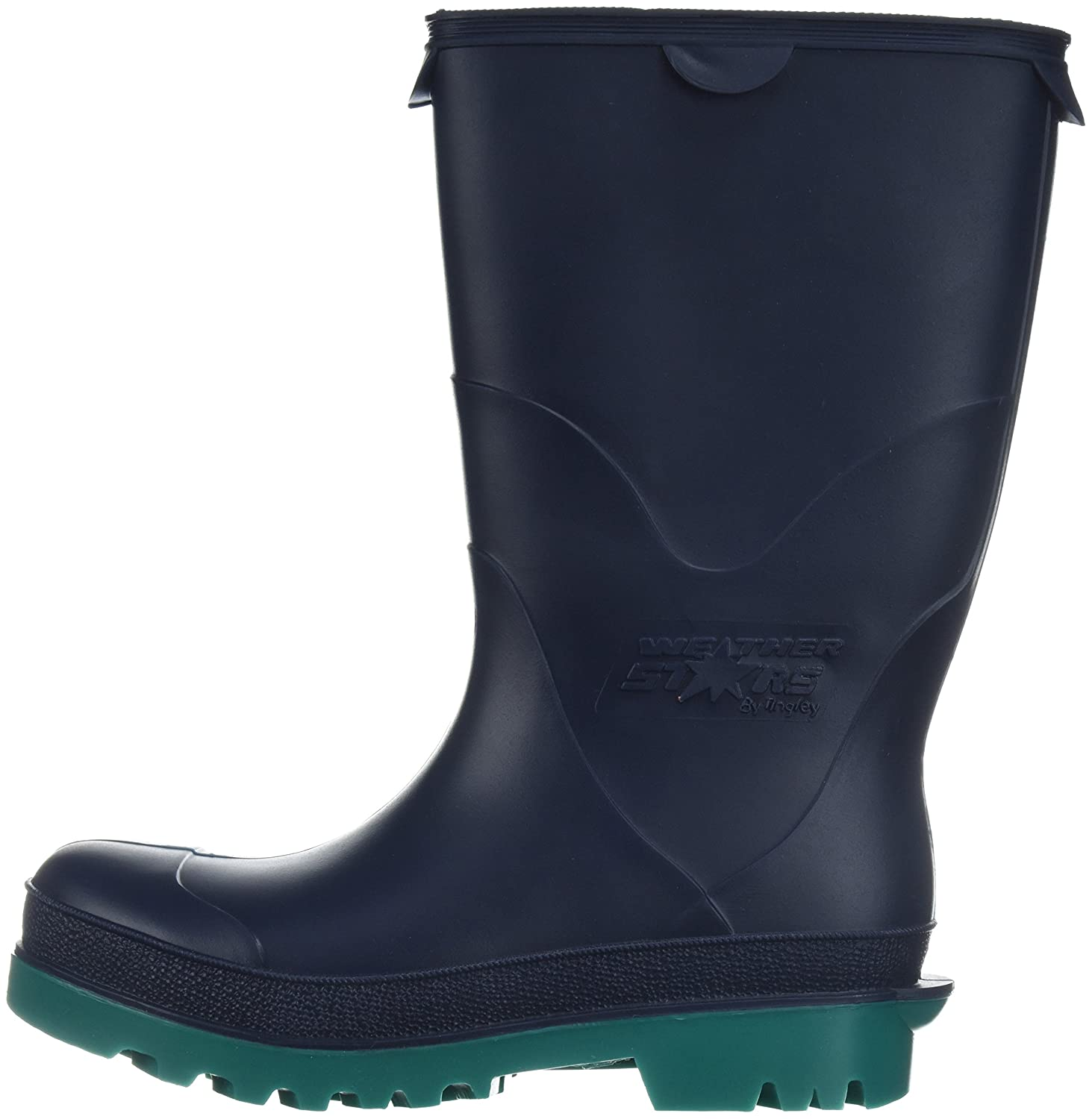 STORMTRACKS 11768.04 Youths Boot Size 04 Blue//Green