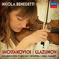 Violin Concerto No 1: / Glazunov: Violin Concerto