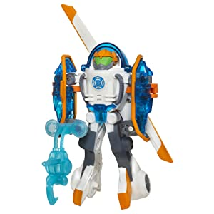 Transformers Playskool Heroes Rescue Bots Blades the Copter-Bot Figure(Amazon Exclusive)