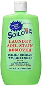 Soilove Laundry Soil-stain Remover (2 Pack Special!!!!!!)