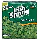 Irish Spring -Deodorant Soap, 20/4.0 Oz Bars