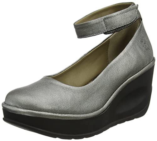 Zapatos Mujer Fly De Jynx877fly Correa Con Tobillo London TKclJ1F3