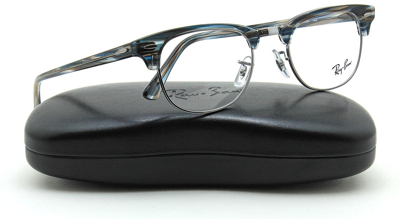 c947b8ef253 Ray-Ban RX5154 5750 Unisex Clubmaster Eyeglasses RX - able Frame ...