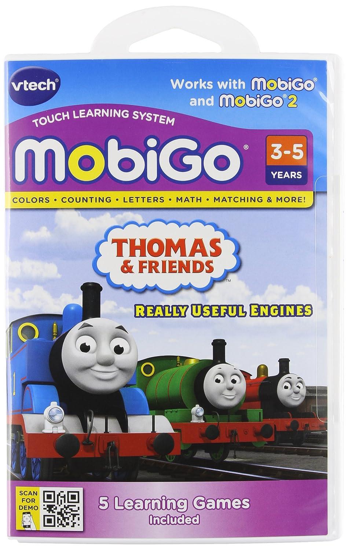VTech Mobigo Software Cartridge Thomas and Friends 80-252700