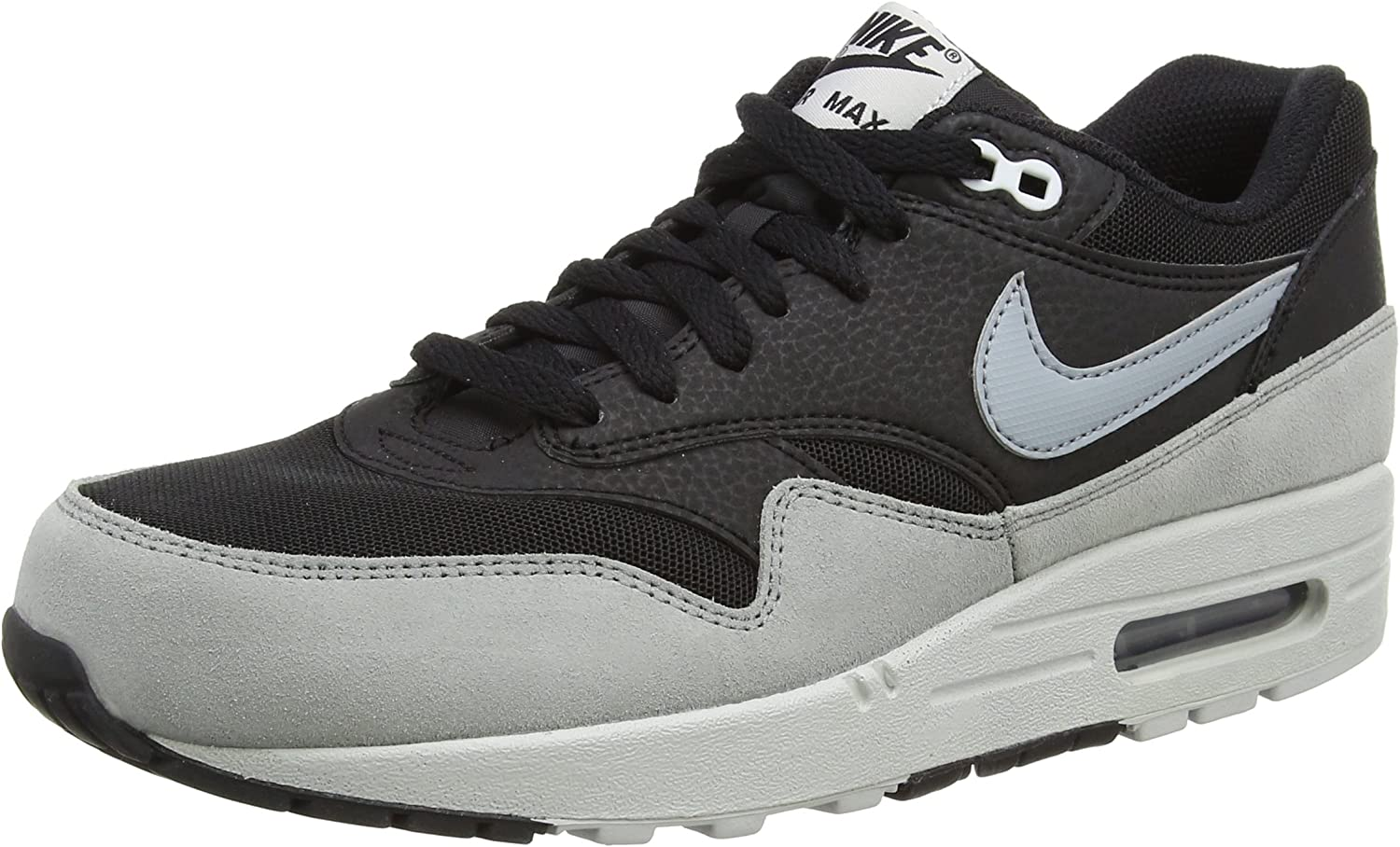 huge inventory best place excellent quality Amazon.com   Nike Air Max 1 Essential, Women's Low-Top Sneakers ...