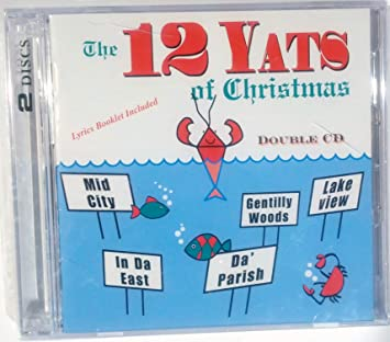 The 12 Yats Of Christmas Double Cd Lyrics Booklet Included Amazon Com Music