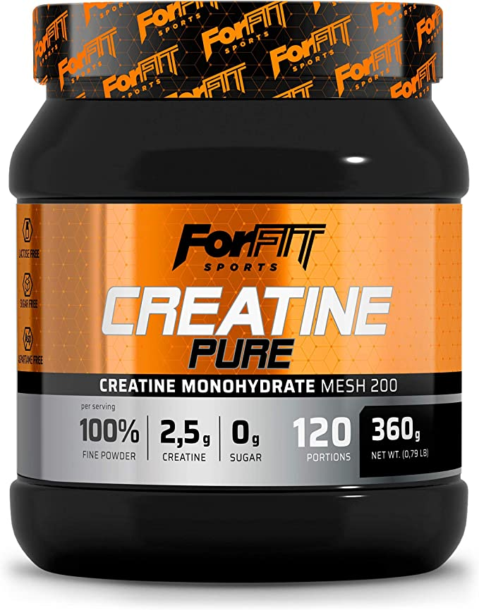 ForFIT Sports Creatine Monohydrate Pure 120 Unidades 420 g
