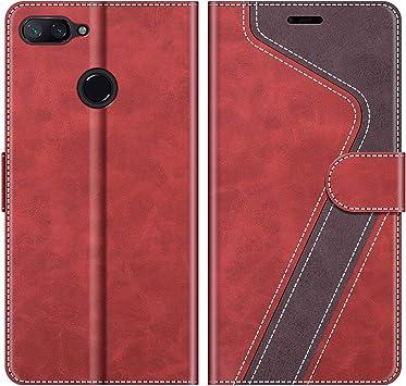 MOBESV Funda para Xiaomi Mi 8 Lite, Funda Libro Xiaomi Mi 8 Lite ...