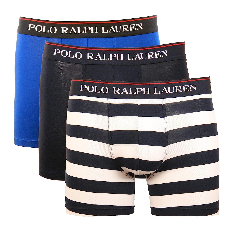 Polo Ralph Lauren - Lote de 3 Calzoncillos Tipo Boxer: Amazon.es ...