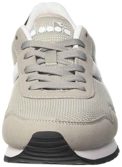 Diadora Breeze, Chaussures de Gymnastique Homme, Gris (Grigio Palomanero), 39 EU