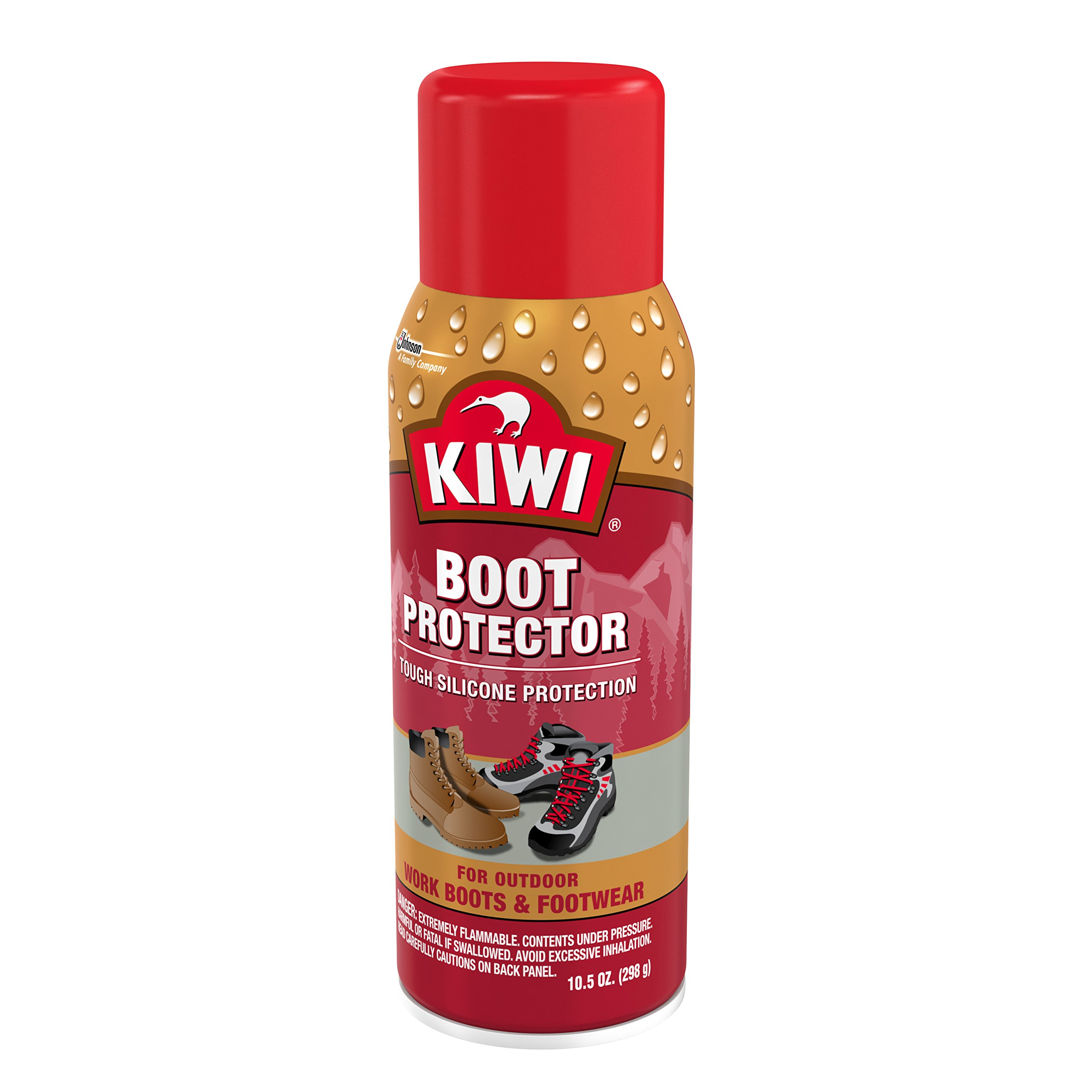 Kiwi Camp Dry Boot Protector, 12 oz., 3 Pack