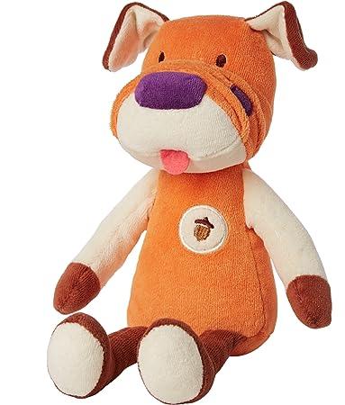 Amazon.com: Mi Natural Perro de peluche, color naranja: Baby