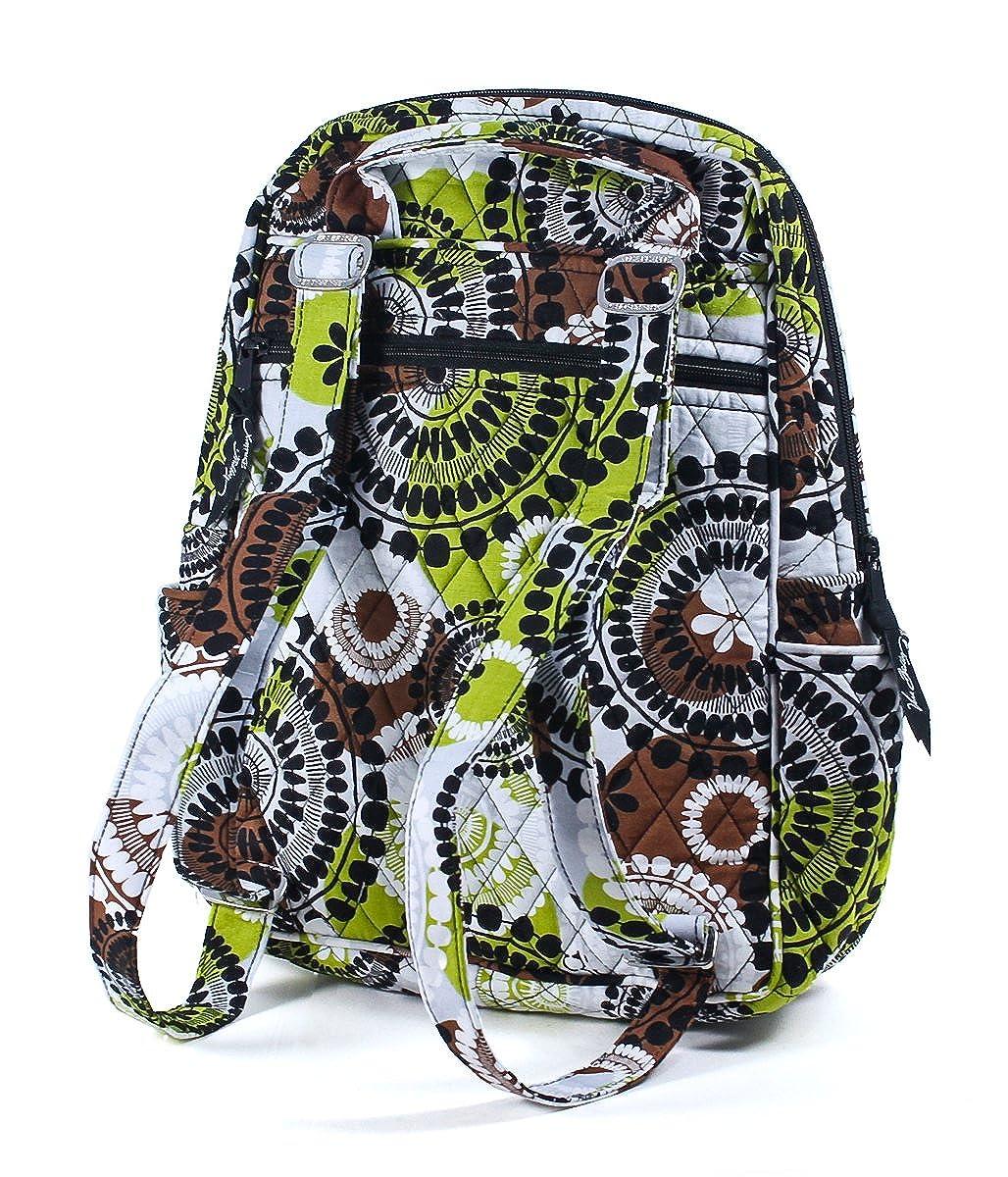 Vera Bradley Backpack Cocoa Moss