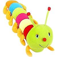 Deals India Cute Colourful Caterpillar Soft Toy (55cm)