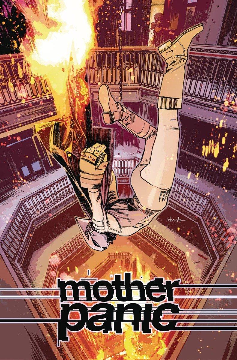 Download Mother Panic #3 (Mr) pdf