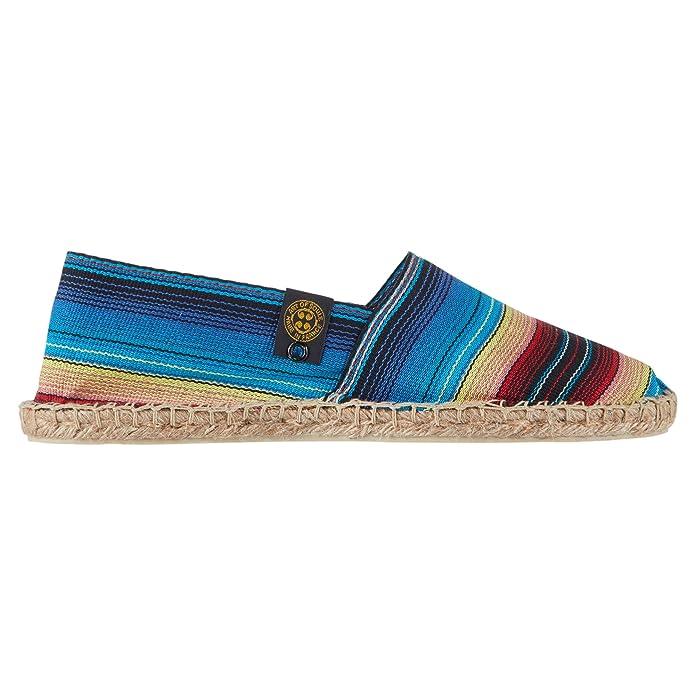 Art Of Soule | Alpargatas Planas sin Cordones - Originales y Auténticas - Fabricadas en Francia - Missouri - Tequila: Amazon.es: Zapatos y complementos