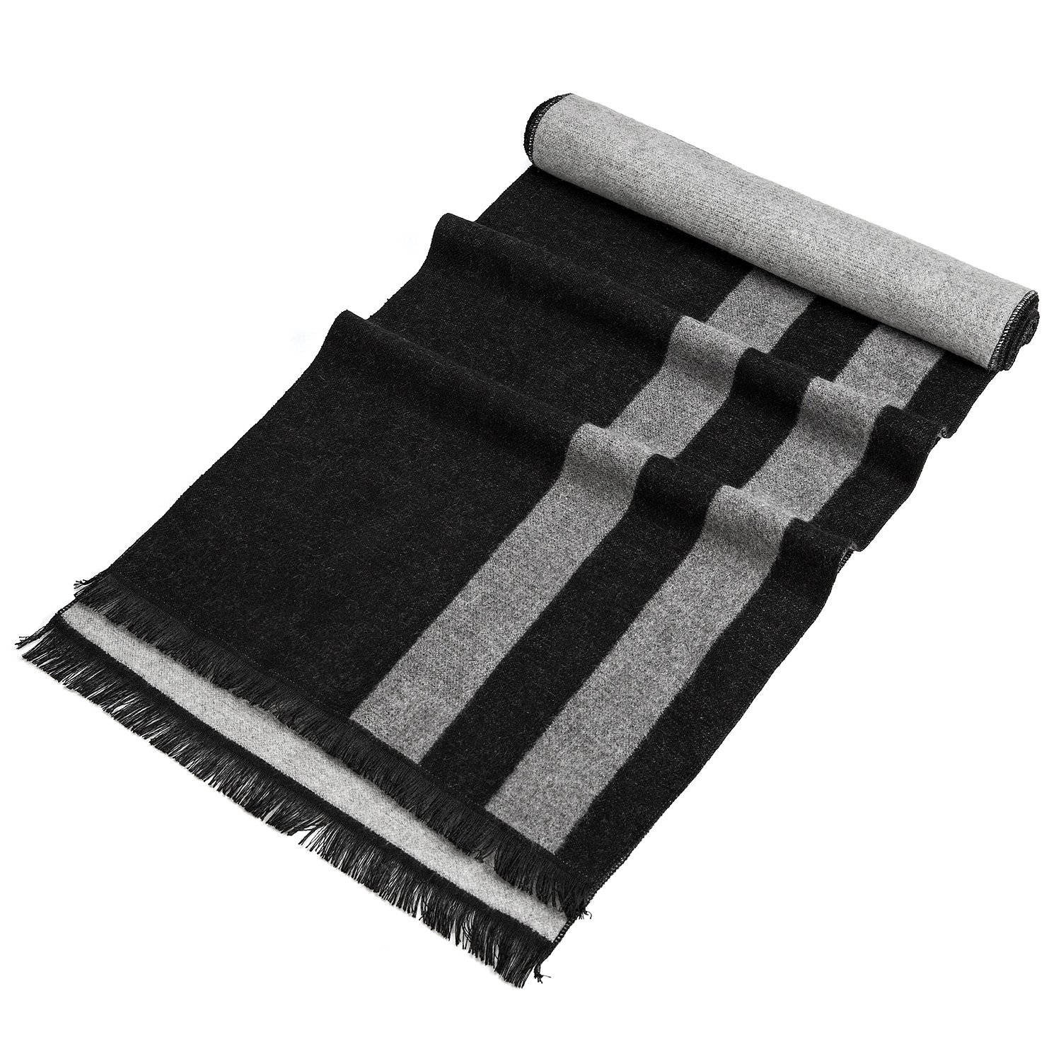 Warm Autumn and Winter Scarf,VICWARM Mens Classic and Elegant Plaid Scarves