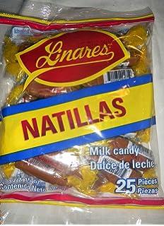 2 X Natillas Linares Goat Milk Candy Dulce De Leche Mexican Candy 50 Pcs