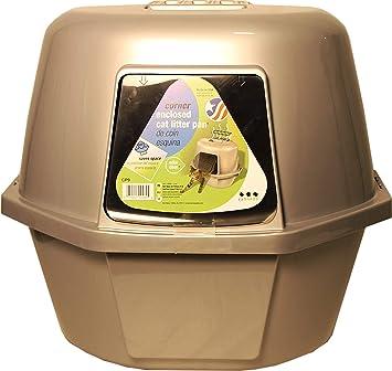 Amazon.com : VAN NESS PLASTIC MOLDING Enclosed Corner Cat ...
