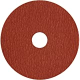 Fiber Backing 60 Grit VSM 2 Quick Change Resin Fiber Disc Pack of 25 XF885 Ceramic+ Quick Change Type R