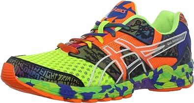 Asics Gel-Noosa Tri8 GS - Zapatillas Deportivas para Hombre en ónix/Negro/Confeti (T306N-9990), Color, Talla 44,5 EU: Amazon.es: Zapatos y complementos